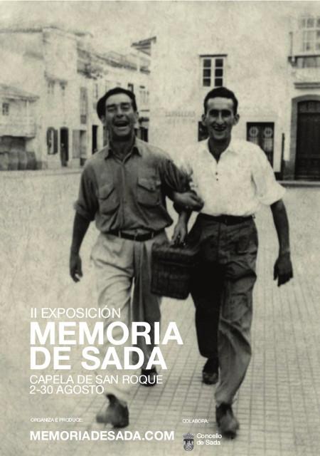 Exposición Memoria de Sada 2014