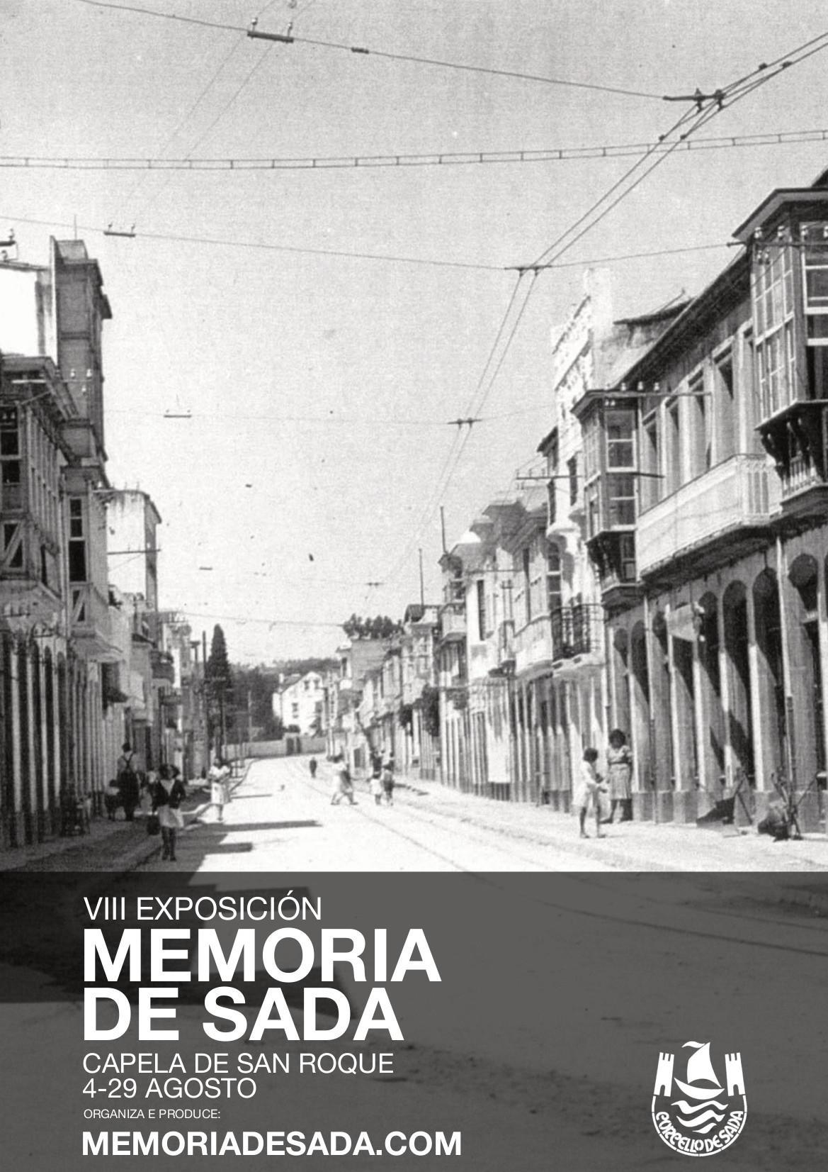 Exposición Memoria de Sada 2020
