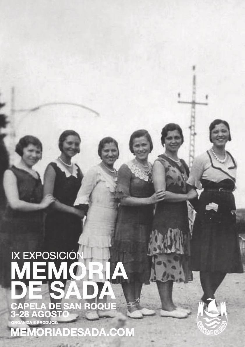 Exposición Memoria de Sada 2021